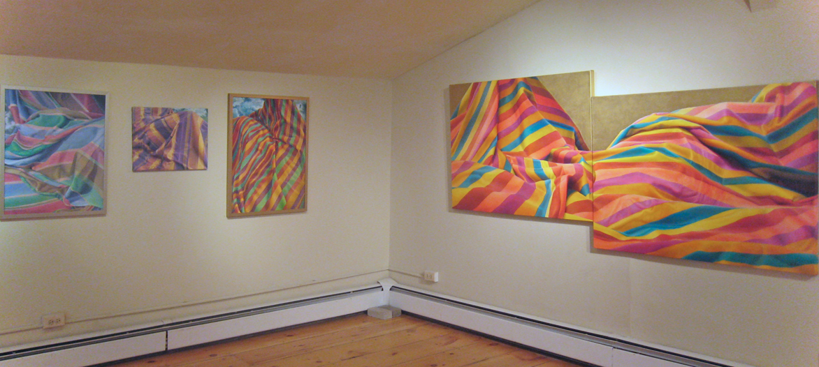 Bodyscapes Solo Show